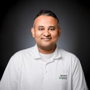 Shiva Rajagopalan from Seven Lake Technologies